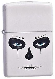 Зажигалка Zippo Skull Mask 214 - фото 5446