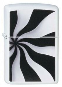 Широкая зажигалка Zippo Spiral 214 - фото 5450