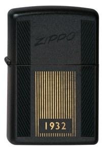 Широкая зажигалка Zippo Zippo 1932 218 - фото 5514