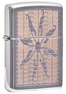 Широкая зажигалка Zippo Classic 24852 - фото 5648