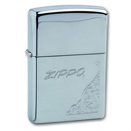 Зажигалка Zippo Corner Floral 260 - фото 5712