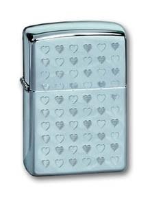 Зажигалка Zippo Multi Heart 284 - фото 5758