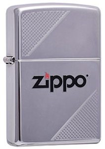 Зажигалка Zippo Corners 313 - фото 5812