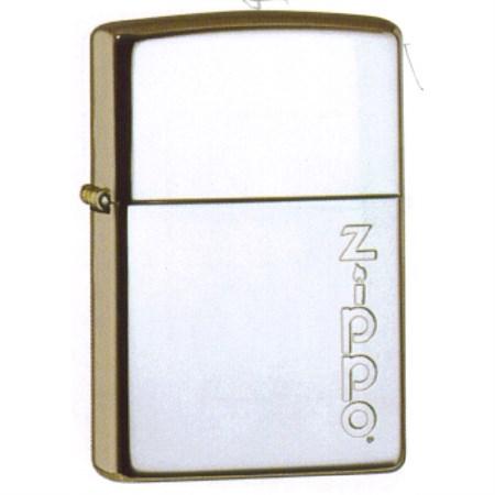 Широкая зажигалка Zippo Vertical 324 - фото 5834