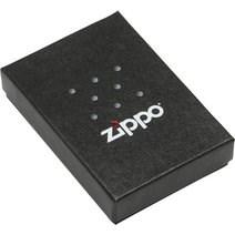 Широкая зажигалка Zippo BYP 28026 - фото 5845