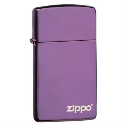 Узкая зажигалка Zippo Classic 28124 - фото 5872