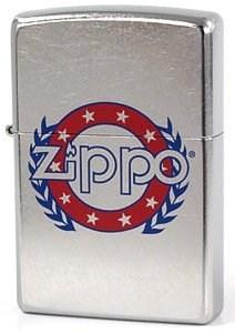 Широкая зажигалка Zippo Zippo 28563 - фото 5954
