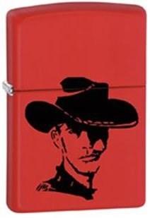 Широкая зажигалка Zippo Cowboy 28725 - фото 6012