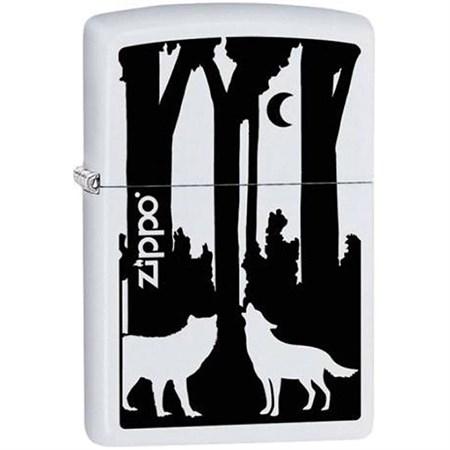 Зажигалка Zippo Wolves 28766 - фото 6022