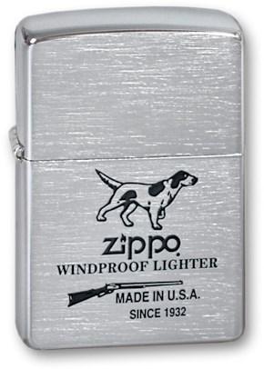 Широкая зажигалка Zippo Hunting Tools 200 - фото 6046