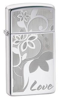 Широкая зажигалка Zippo Lighter 24816 - фото 6091