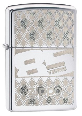 Широкая зажигалка Zippo Classic 29438 - фото 6130