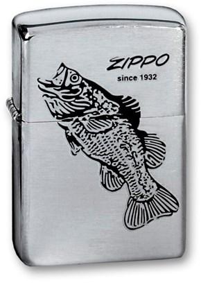 Зажигалка Zippo BLACK BASS 200 - фото 6164