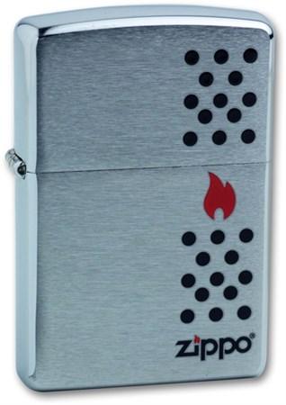 Широкая зажигалка Zippo Chimney 200 - фото 6167