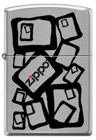 Зажигалка Zippo Classic 28941 - фото 6230