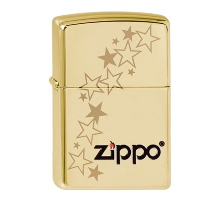 Зажигалка Zippo Stars 254B - фото 6265