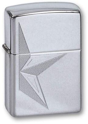 Зажигалка Zippo HALF STAR 250 - фото 6277