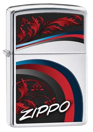 Широкая зажигалка Zippo Classic 29415 - фото 6312