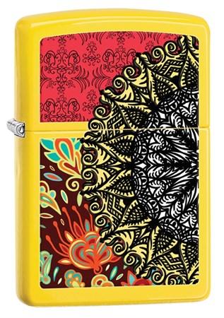Широкая зажигалка Zippo Classic 28850 - фото 6316