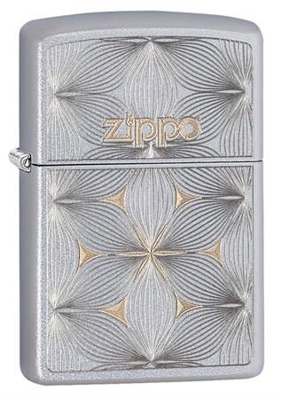 Широкая зажигалка Zippo Classic 29411 - фото 6332