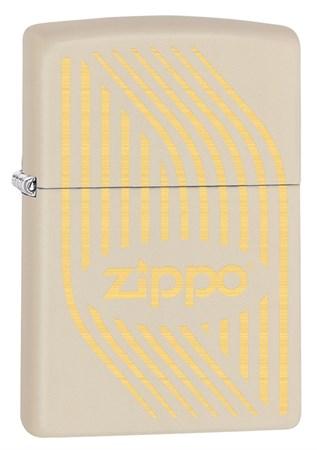 Широкая зажигалка Zippo Zippo Vintage 29536 - фото 6536