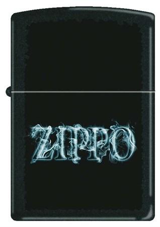Широкая зажигалка Zippo SMOKING ZIPPO 218 - фото 6575