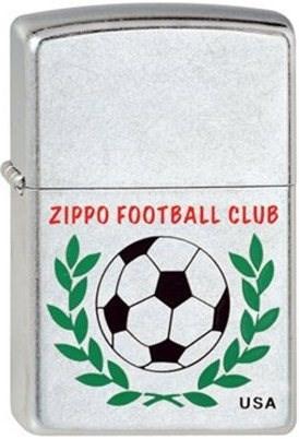 Зажигалка Zippo Football Club 207 - фото 6731