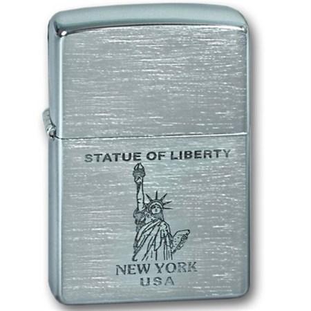 Зажигалка Zippo Statue of Liberty 200 - фото 6825
