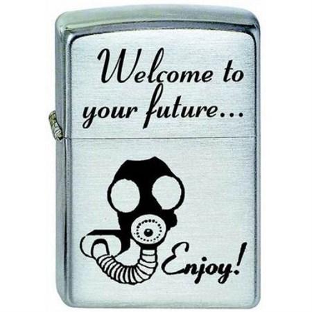 Зажигалка Zippo Welcome 200 - фото 6831