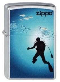 Зажигалка Zippo Diver 205 - фото 6840