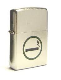 Зажигалка Zippo Smoking permitted 207 - фото 6856