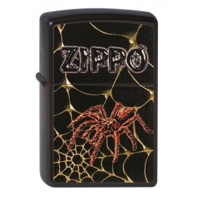 Зажигалка Zippo Web&Spider 218 - фото 6872