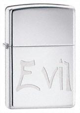 Зажигалка широкая Zippo Evil 21033 - фото 6905