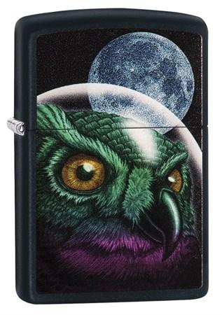 """Зажигалка Zippo Owl """"Сова"""" 29616 - фото 7403"""