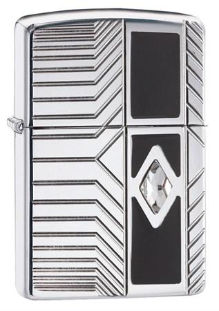 Зажигалка Zippo Armor® с покрытием High Polish Chrome, 29669 - фото 7444