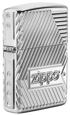 Зажигалка Zippo Armor® с покрытием High Polish Chrome, 29672 - фото 7478