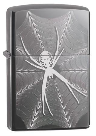 Зажигалка Zippo Classic с покрытием Black Ice®, 29733 - фото 7486