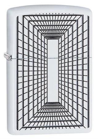 Зажигалка Zippo с покрытием White Matte, 29916 - фото 7665