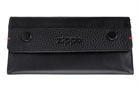 Кисет для табака Zippo, натуральная кожа, Z144379 - фото 7731