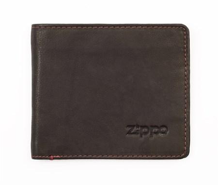 Портмоне Zippo, кожаное, горизонтальное, 2005116 - фото 7741