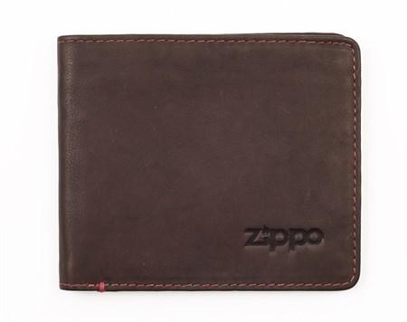 Портмоне Zippo, кожаное, горизонтальное, 2005117 - фото 7745
