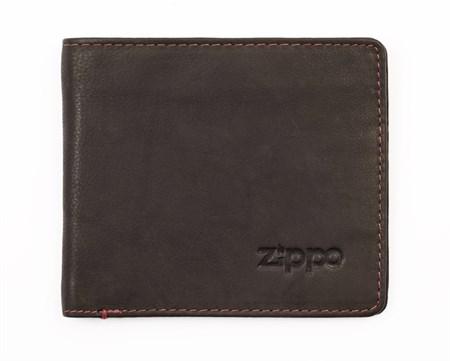 Портмоне Zippo, кожаное, горизонтальное, 2005118 - фото 7748