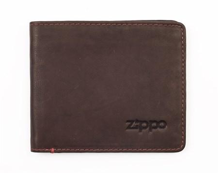 Портмоне Zippo, кожаное, горизонтальное, 2005119 - фото 7752