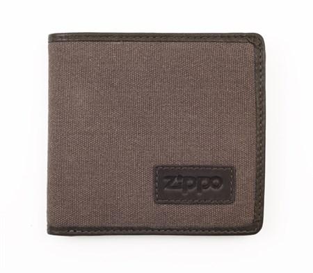 Портмоне Zippo, из кожи и холщовой ткани, 2005120 - фото 7755