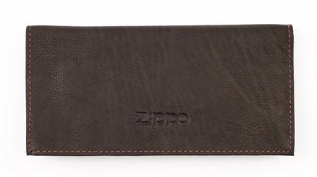 Кисет тройной для табака Zippo, кожаный, 2005130 - фото 7777