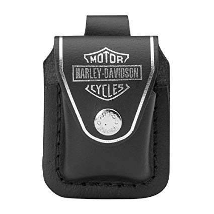 Чехол для зажигалок Zippo Harley Davidson, HDPBK - фото 7881