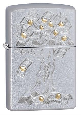 Зажигалка Zippo Money Tree Design 29999 - фото 7980