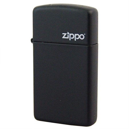 Узкая зажигалка Zippo Classic 1618ZL - фото 8121
