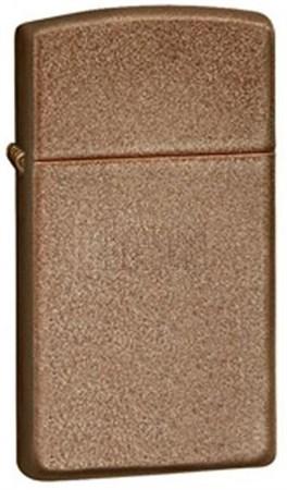 Узкая зажигалка Zippo Copper Sparkle 24316 - фото 8167