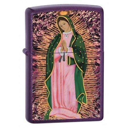 Зажигалка Zippo Blessed Mother 24350 - фото 8175